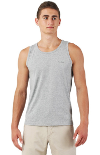 Tank Top Claudio Szary