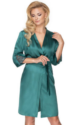 Emerald Szlafrok Dark Green