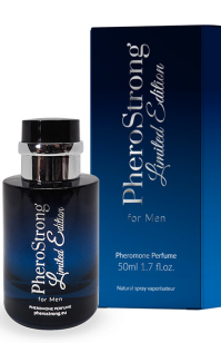 Perfumy z feromonami PheroStrong Limited Edition for Men 50 ml